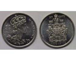 A72150 - KANADA. 50 CENTS ND (2002) 1