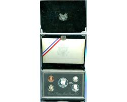 A72610 - UNITD STATES MINT PREMIER SILVER PROOF SET, 1992 1