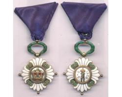 G00471 - Order of the Yugoslav Crown, 4th class 1