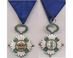 G00480 - Order of the Yugoslav Crown, 4th class 1