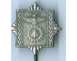 H14904 - PIN BADGE OF THE ACADEMY FOR AVIATION AND AIR DEFENCE 1
